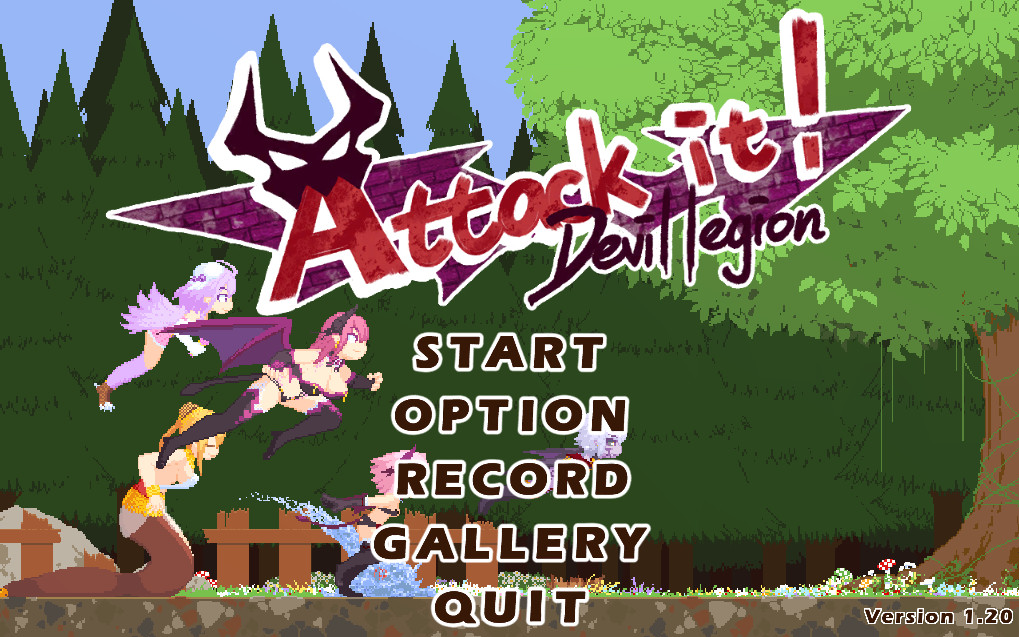 ACT] Attack it! Devil legion ver.1.21 [JP-EN-CH] – FapForFun